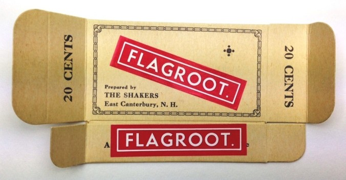 flag root box  21901.1