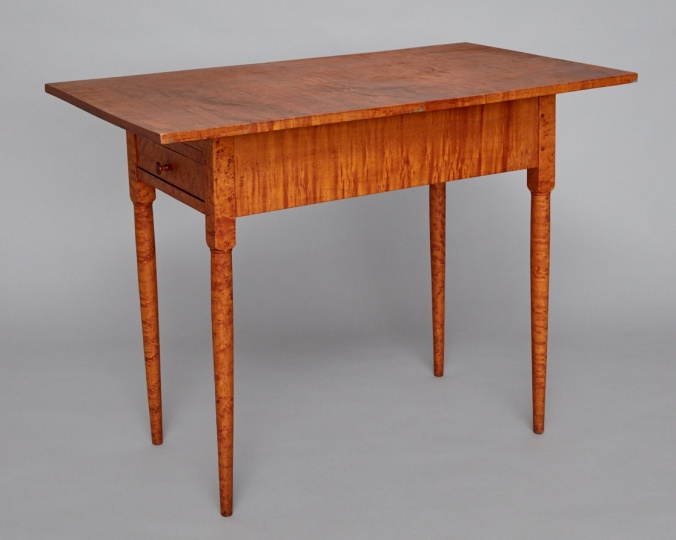 Side Table, Enfield, NH, Ca. 1850