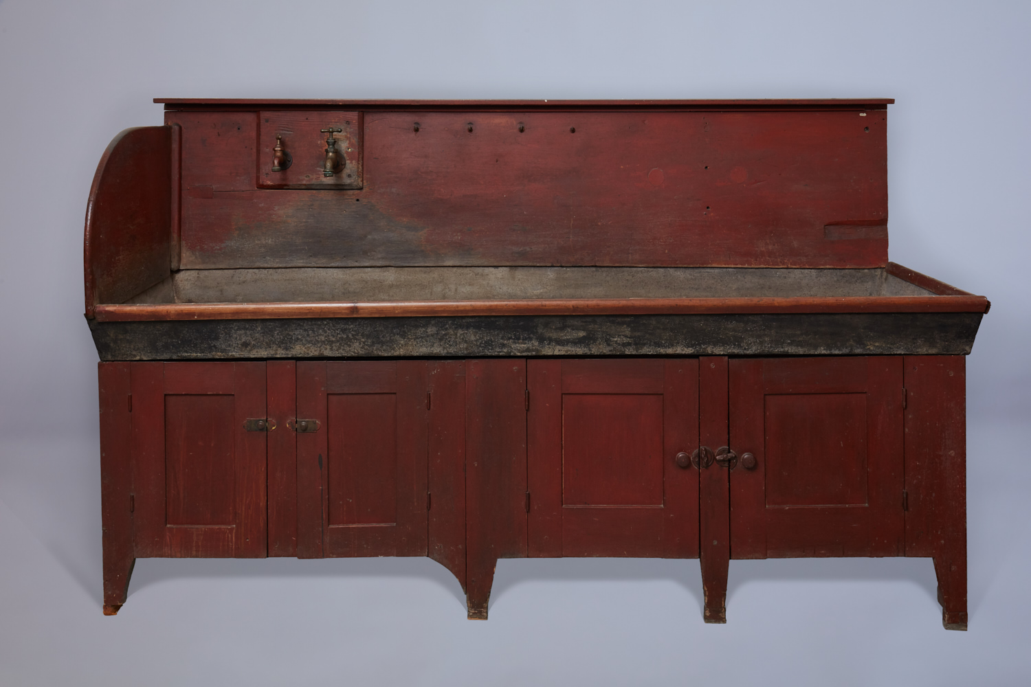 Canning Kitchen Sink, North Family, Mount Lebanon, NY, ca. 1840s