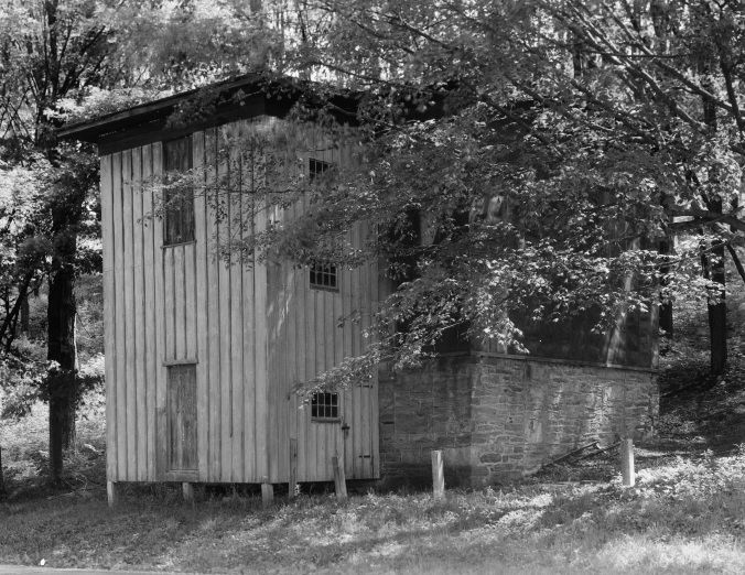 Fruit House, North Family, Mount Lebanon, NY, 1938