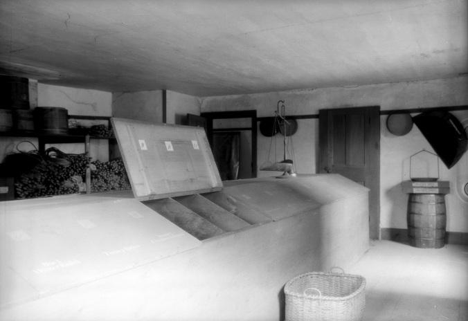 Seed Loft, Brick Shop, North Family, Mount Lebanon, NY,1931