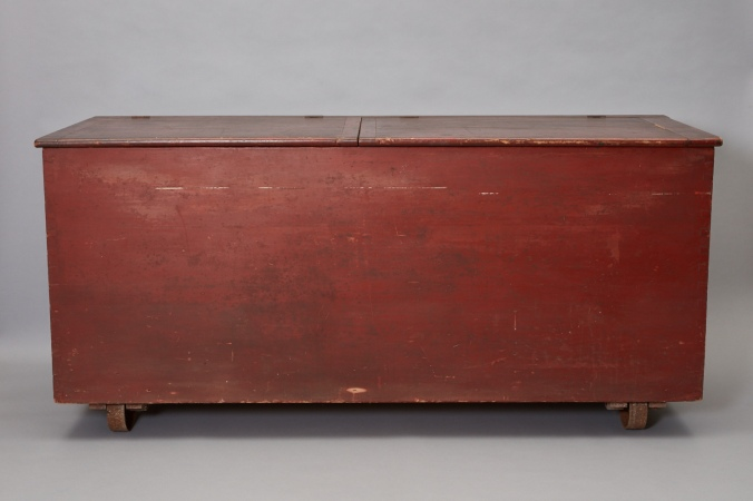 Flour Chest, North Family, Mount Lebanon, NY, 1850-1880